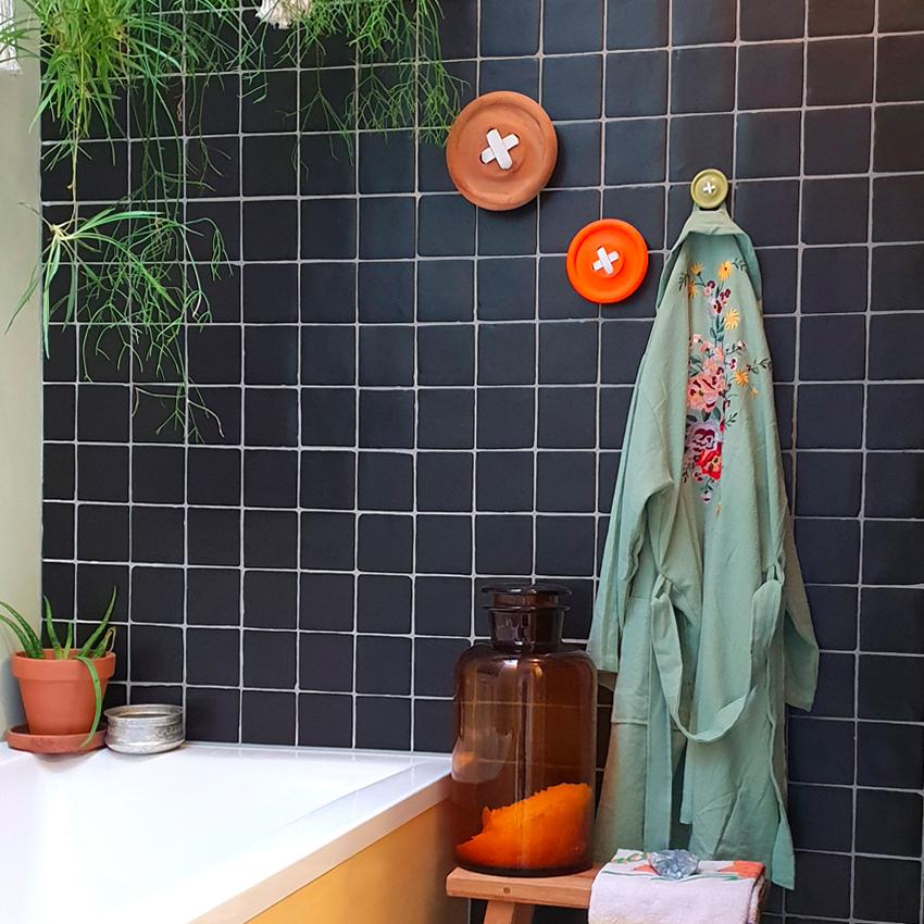 // badkamer ecohuis Den Bosch