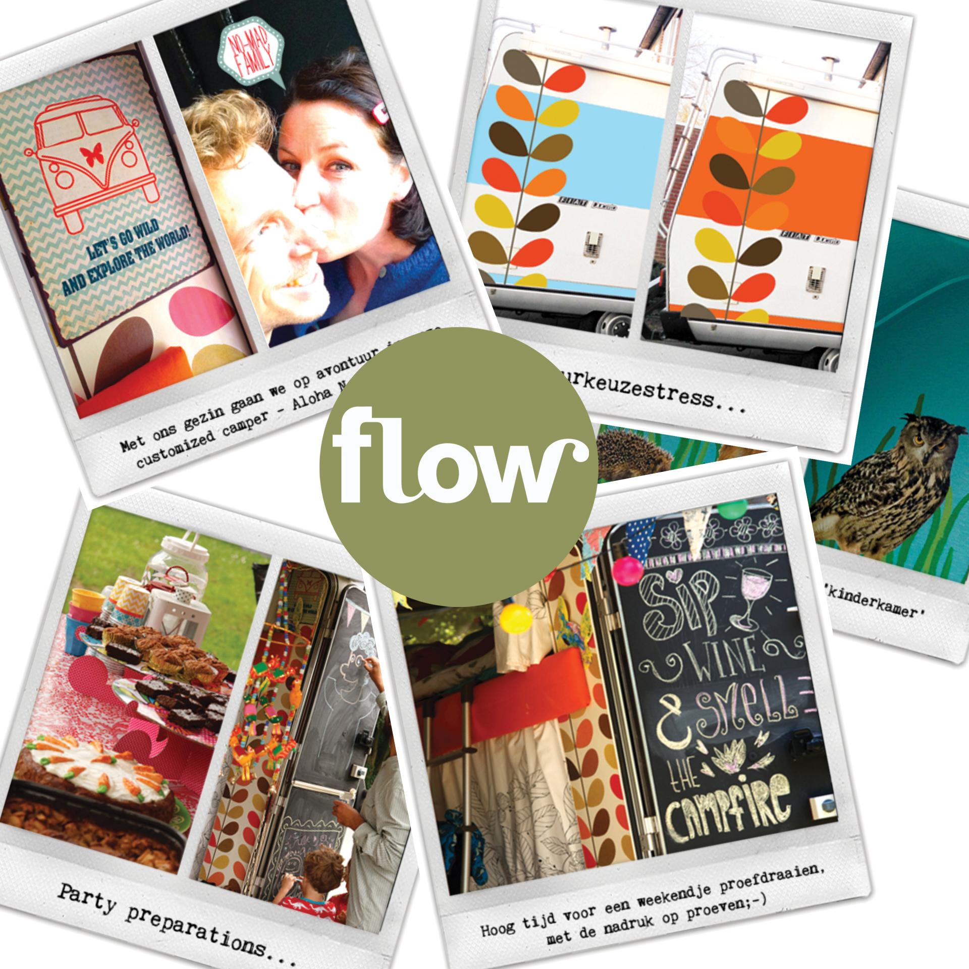// gastblog Flow