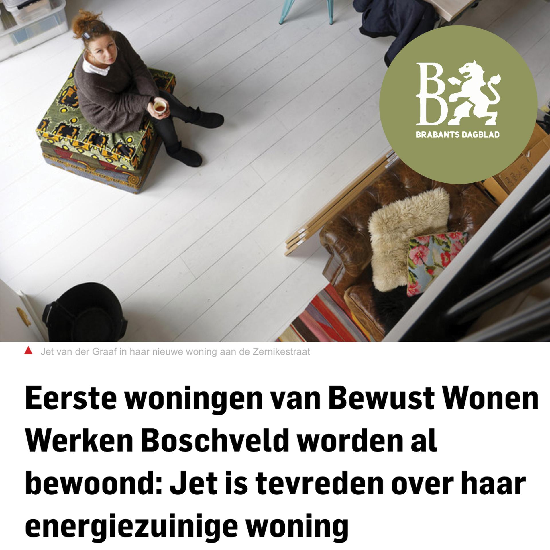 // interview Brabants Dagblad
